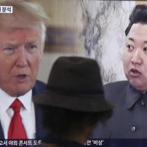 Nordkorea verurteilt Trump zum Tode