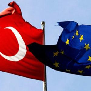 Türkei-Hilfe der EU um 105 Millionen Euro gekürzt