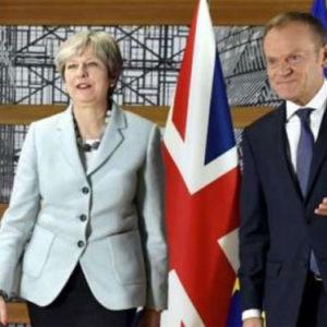 Juncker und Tusk bieten Großbritannien Verbleib in EU an