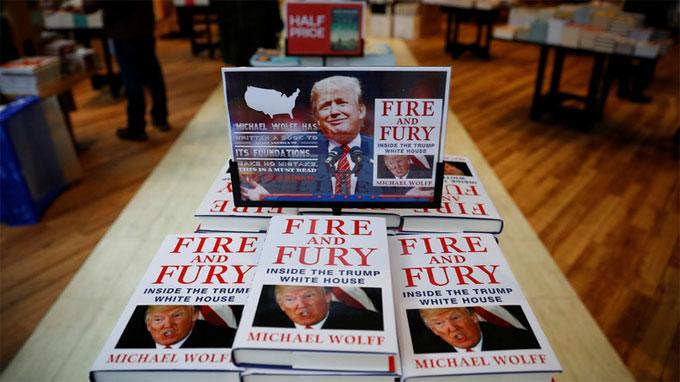 fire and fury deutsche übersetzung