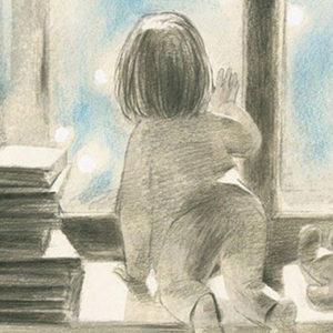 Idas ruhiger Sonntag – in weiß