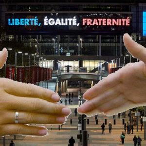 Frankreich verweigert Muslimin Staatsbürgerschaft, weil sie Beamten nicht die Hand reicht