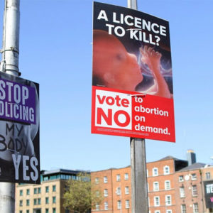 In Irland zeichnet sich Ende des Abtreibungsverbots ab! – Endlich!