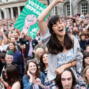 Doppelmoral in Irland beendet!