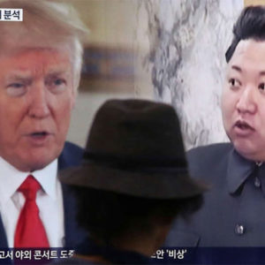 Donald Trump trifft Kim Jong-Un in Singapur