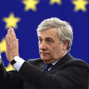 EU-Parlamentspräsident Antonio Tajani warnt vor egoistischer Flüchtlingspolitik