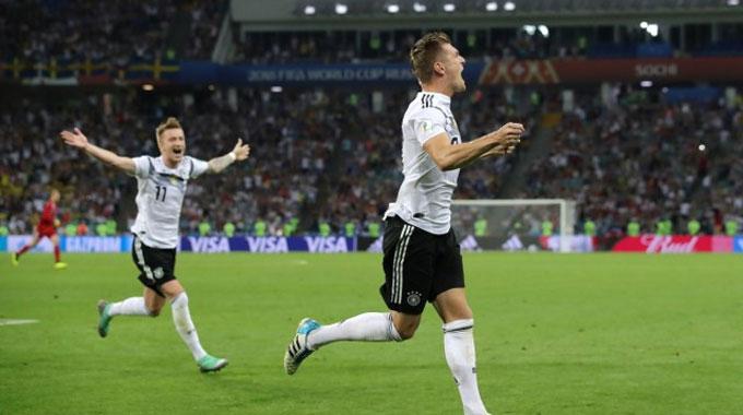 Spielstand Deutschland Schweden