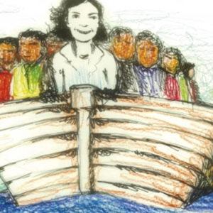 Ida fordert: Butter bei die Fische mit die Asylantendebatte
