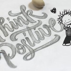 Ida meint: positiv denken ohne negative Einfluesse!