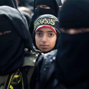 Lebenslage Haft für deutsche IS-Anhängerin
