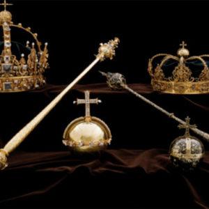 Kronenraub in Schweden – von Tätern keine Spur