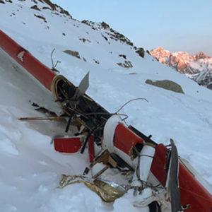 Hubschrauber-Kollision in den italienischen Alpen: Sieben Tote – darunter fünf Deutsche