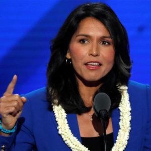 Neue Trump-Herausforderin: 37-Jährige Hindu will Präsidentin der USA werden