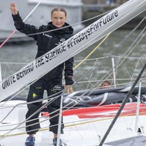 Greta Thunberg in New York – Ihre Ankunft, ihre Pläne, ihre Ziele