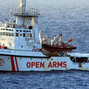 """Sechs Länder wollen """"Open Arms""""-Flüchtlinge aufnehmen"""