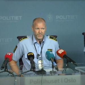 Norweger nach Angriff auf Moschee in Haft