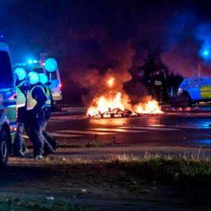 Gewalttätige Unruhen in Malmö nach Verbrennung des Korans