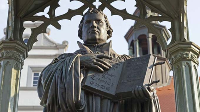 Reformationstag Feiertag Sh