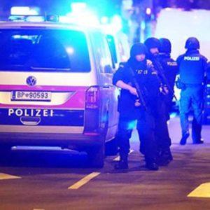 Terroranschlag in Wien – Polizei im Großeinsatz