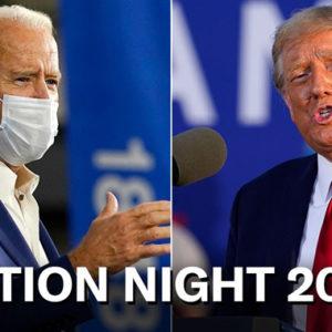 US-Wahlnacht mit Live-Updates ab 23:05 Uhr