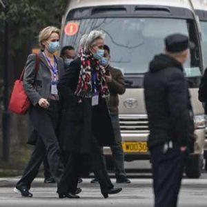 """Dänin auf Virusmission in Wuhan: """"Wir haben einen Detektivjob"""""""