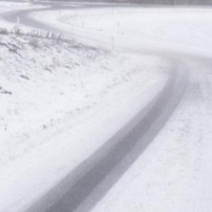 Winter hat den Süden Dänemarks fest im Griff