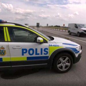 Polizeieinsatz auf E 65 abgesagt – es war ein Steinschlag